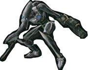 Cyborg Zebesian 2