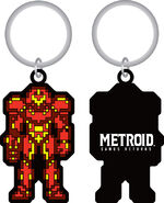 MetroidReturns keychain bonusLG