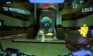Metroid congelado MPFF