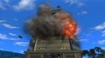 Exam Centre exploding