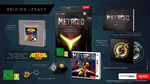 Metroid Samus Returns European Collector's Edition