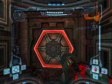 Obstacle reddoor