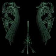 Señor de Lata holograma MP3