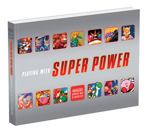 Playing with Super Power standard cover