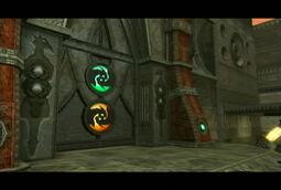 Puerta Puertas de Bryyo