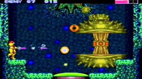 Super Metroid - Spore Spawn