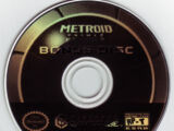 Disco Bonus de Metroid Prime 2: Echoes