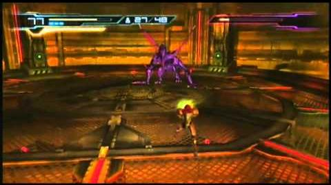 Metroid Other M Boss 7 - Ridley