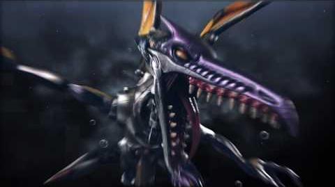 Metroid Prime Meta Ridley Statue Teaser