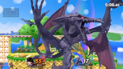 Ridley SSBU screen KO