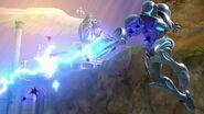 SSB Ultimate Dark Samus Grapple Beam