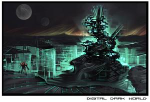 Digital dark world
