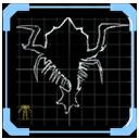Parasite Queen outline scanpic