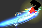 SSB4 Impact Kick