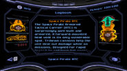 Space Pirate ATC Logbook Entry