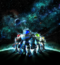 Metroid Prime Federation Force Artwork 02