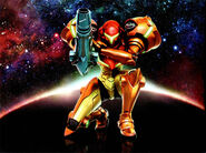 MSR Artbook Samus Returns