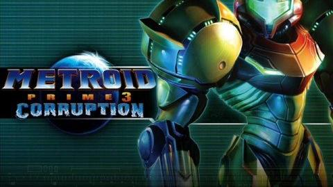 Metroid Prime 3 Corruption - In the Cockpit
