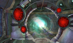 Portal to Light World
