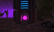 Metroid Samus Returns Diggernaut Bomb Slot (Left Arm)