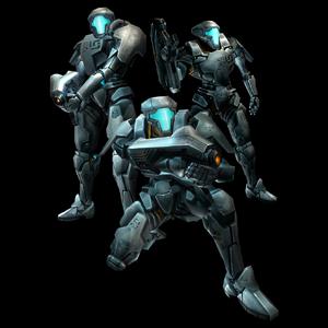 GFtrooper trio
