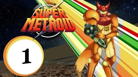 Let's Play Super Metroid 1 Alles explodiert