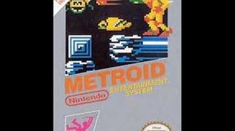 Metroid Music-Escape