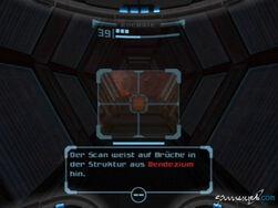 Metroid prime Scan Visor