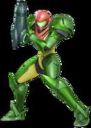 SSBU Samus Alt. Costume - Green Samus