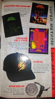 Nintendo Power Supplies Catalog scan (credit TopSpot123)