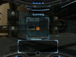 Scan visor scanning orpheon sight window exterior docking hangar dolphin HD