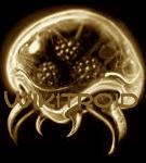 Wikitroid Metroid Logo (sepia)