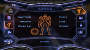 Mp3 samus screen