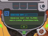 Alimbic heavy-cargo starfreighter