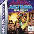 Metroid Zero Mission Caratula 1