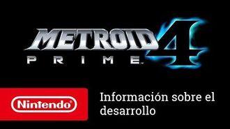 Actualización sobre el desarrollo de Metroid 4 para Nintendo Switch