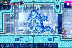Frozen Ridley