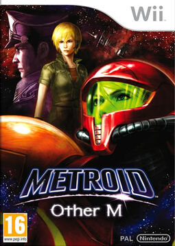 Metroid Other M carátula PAL