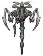 Metroid Prime (personnage) Artwork 03