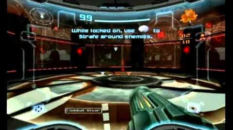 Metroid Prime 2- Echoes Hyper Mode Boss Battles - -1 Alpha Splinter