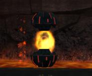 Rayo de Plasma objeto MP