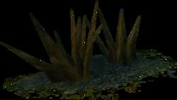 Modelo-enredadera rocosa