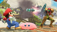 Samus misiles SSB Wii U