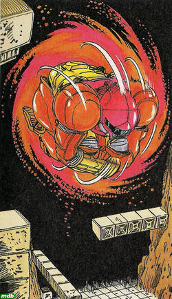 Superspacejump