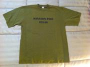 Camiseta del Archivo de Misión 02546