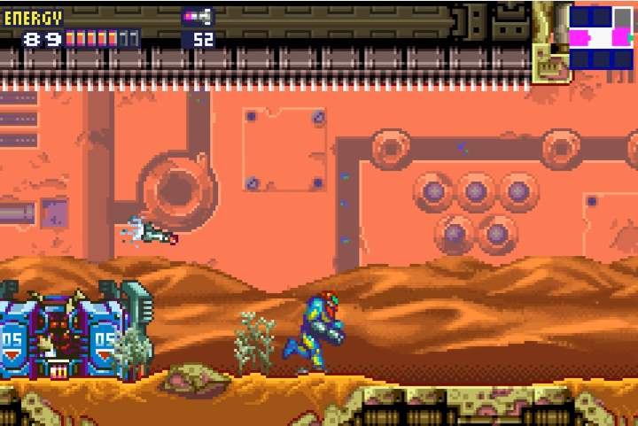 Metroid fusion sector 6 security robot for sale