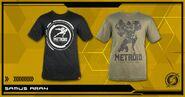 Limited Edition Metroid Samus Returns T-Shirts