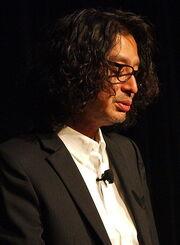 Yoshio Sakamoto - Game Developers Conference 2010 - Day 3 (2) cropped