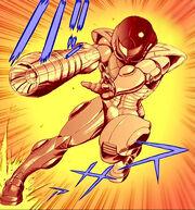 MZM Manga Powersuit 2