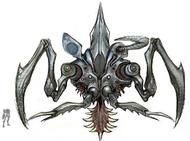 Metroid Prime (personnage) Artwork 02